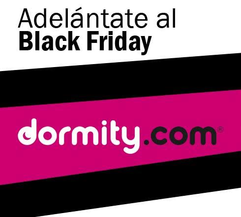 ¡Colchones Black Friday! Las mejores ofertas en Dormity