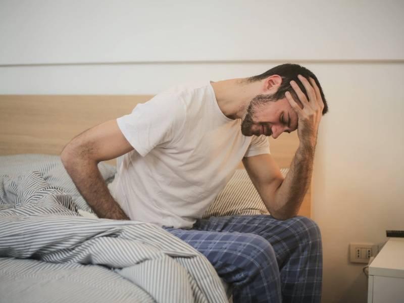 Qué hacer si me levanto cansado y sin energía