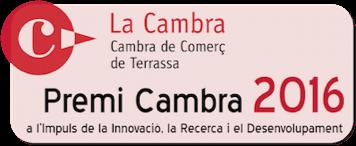 Premi Cambra 2016
